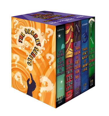 The Secret Series Complete Collection By Bosch, Pseudonymous